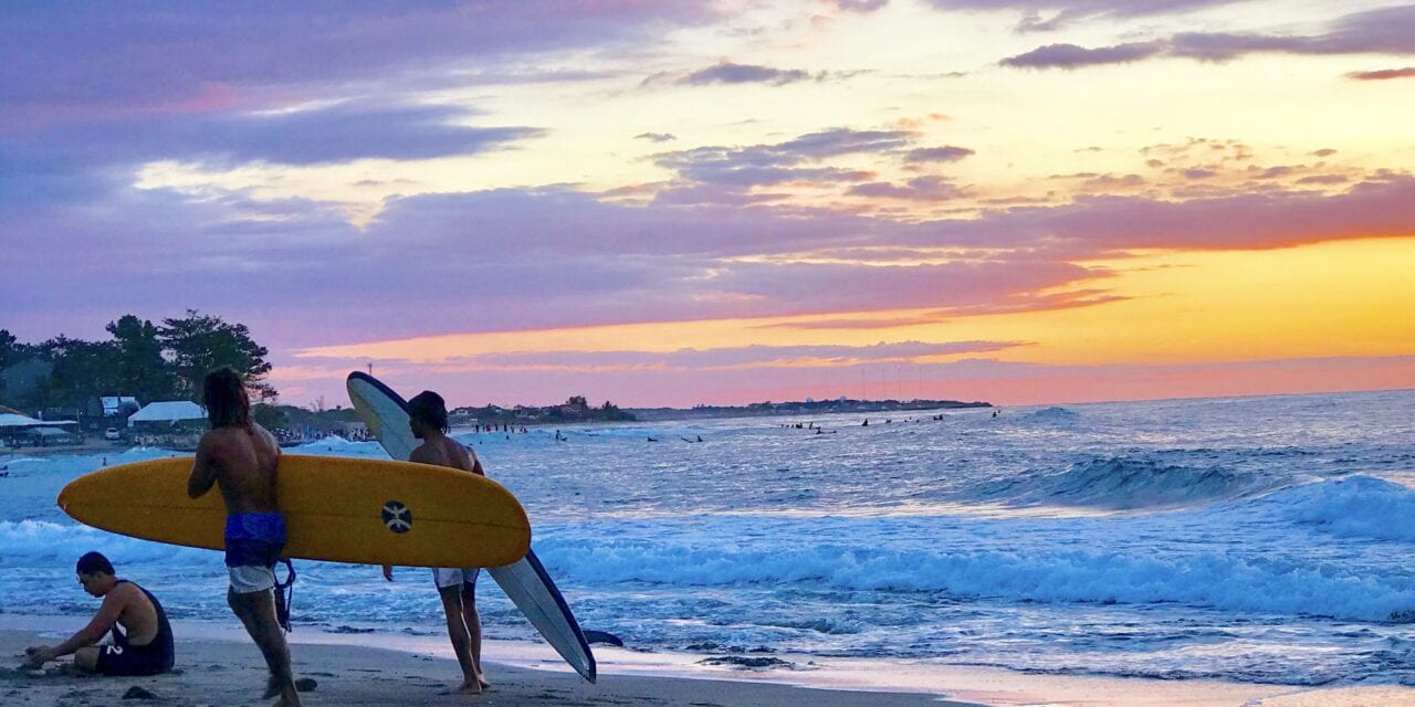 Learning How to Surf for the First Time in the Philippines!