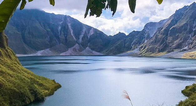 Day Trips from Manila: Trekking Mount Pinatubo