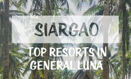 Top Resorts in General Luna: Siargao Islands