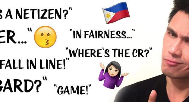 22 of my Favorite Filipino-isms