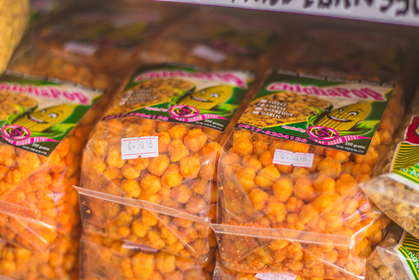 chichacorn are famous snacks in vigan