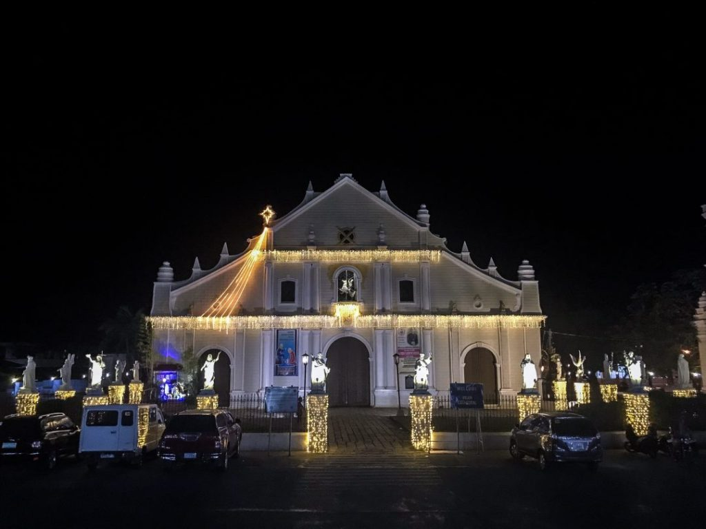 St. Paul Cathedral in Vigan
