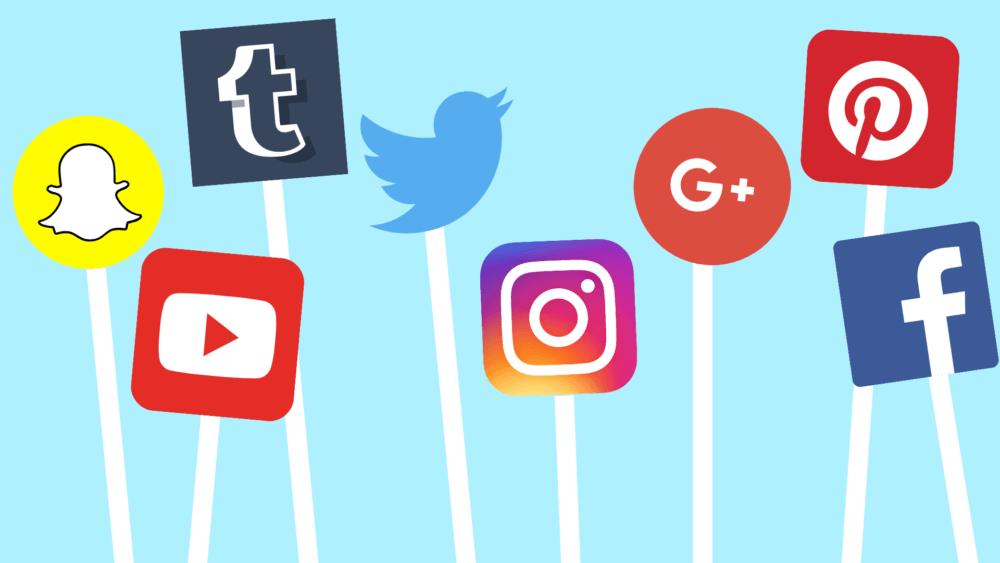 social media traffic online marketing