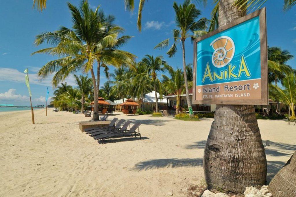 Bantayan Island Beach Hotels Anika Island Resort