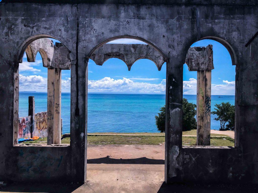 Bantayan Island places to visit the ruins