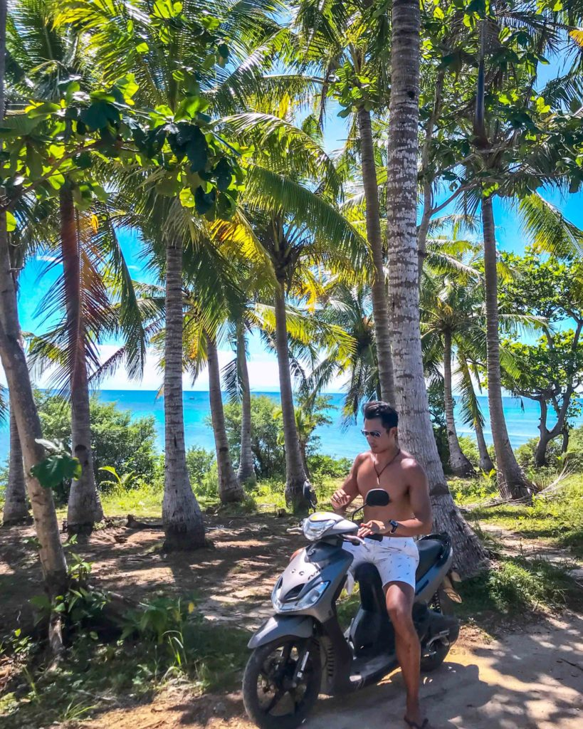 Rent a scooter in Bantayan Island