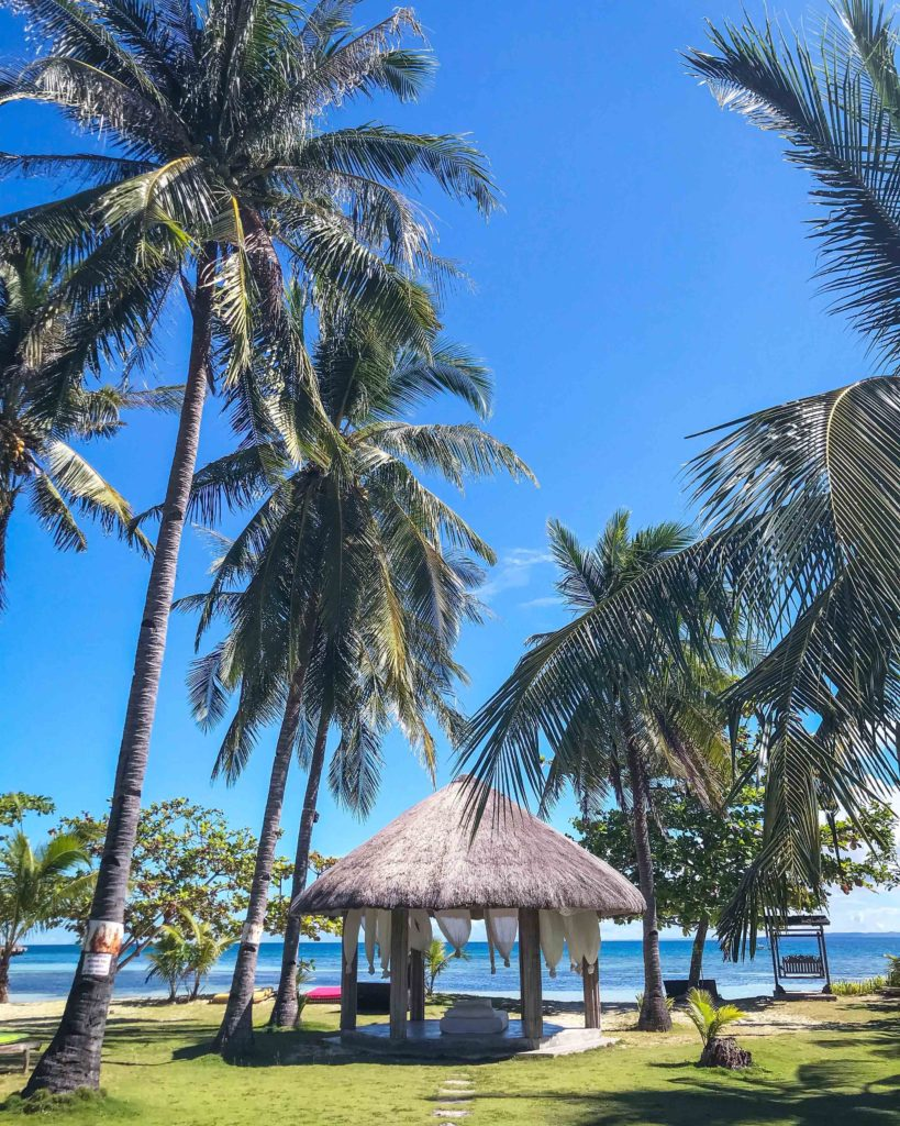 Bantayan Island of the Philippines