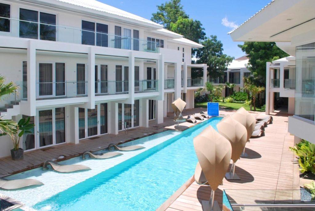 Astoria Boracay beachfront luxury hotel