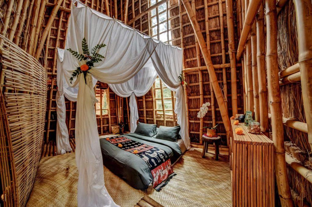 Bali luxury resorts in Ubud Bambu Indah