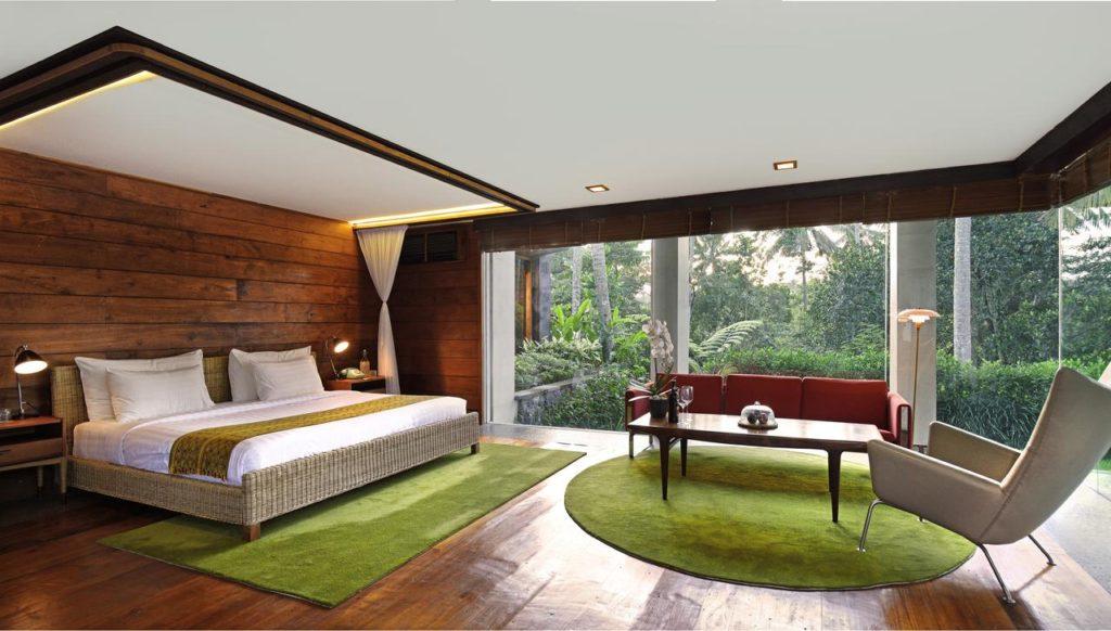 Perfect Ubud Accommodation - Chapung Sebali Ubud Resort in Bali