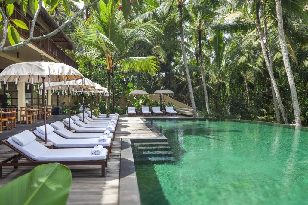 Ubud Resorts in Bali - Komaneka Tanggayuda