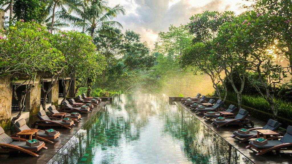 Maya Ubud Resort & Spa in Bali