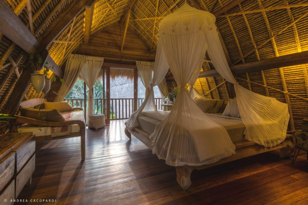 Luxury Ubud Resort Sandat Glamping Tents
