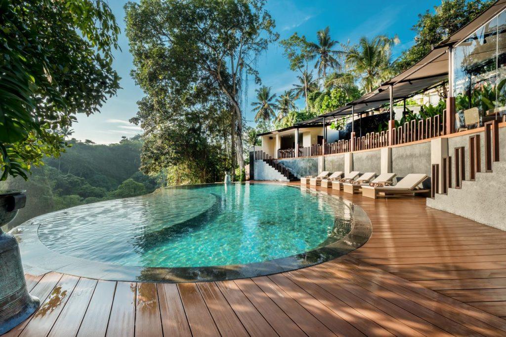 Bali luxury resorts Tanadewa in Ubud
