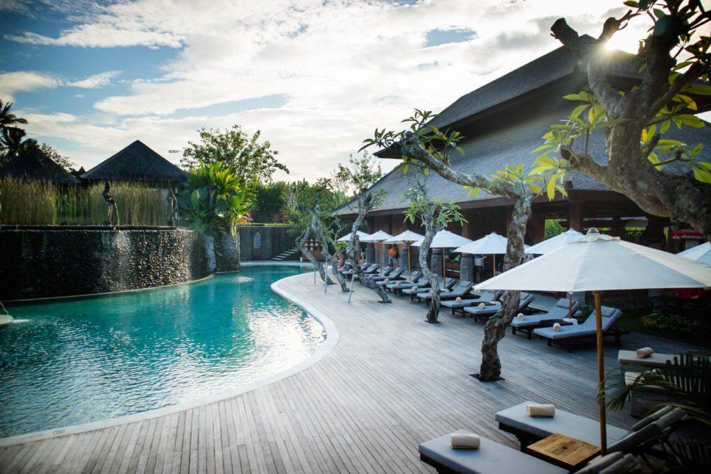 Visesa Ubud Resort in Bali