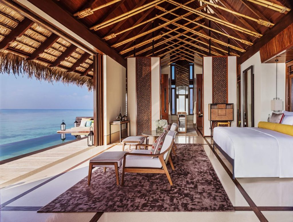 Best luxury resort in the Maldives One&Only Reethi Rah
