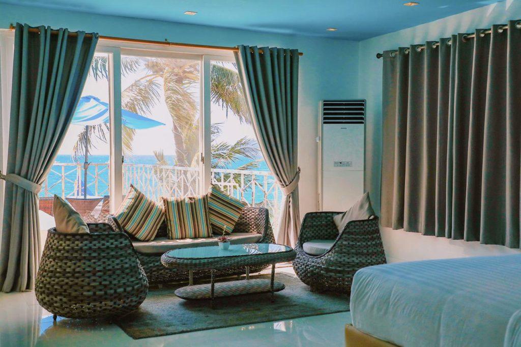 Boracay Beach Club oceanfront hotel