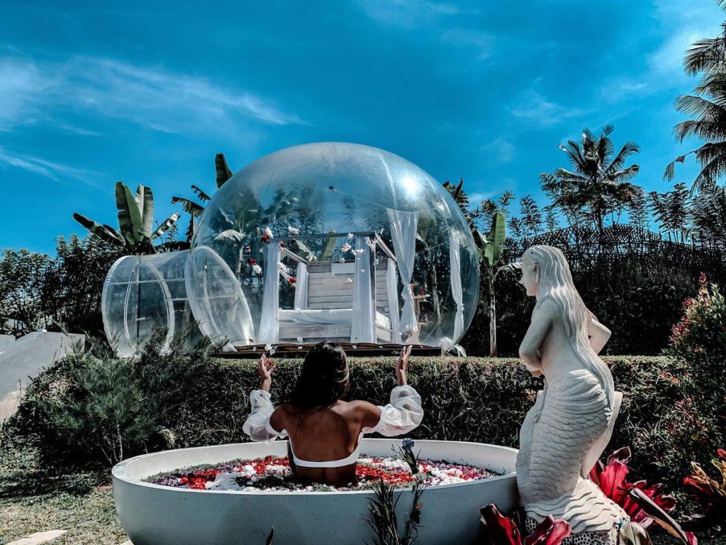 Luxury Bali Resorts in Ubud - Buble Hotel