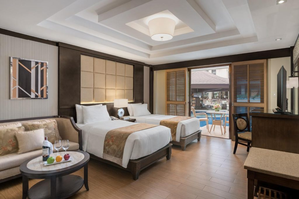 Henann Lagoon Resort Oceanfront hotel in Boracay