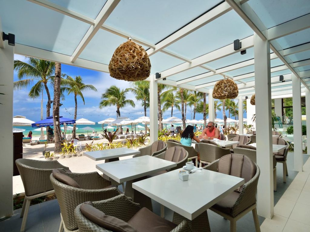 Henann Regency Resort & Spa luxury beachfront hotel in Boracay