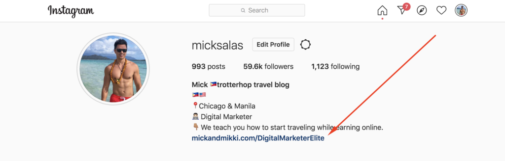 How Much to Charge with Link in Bio on Instagram