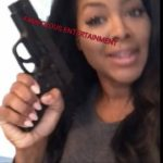 Kenya Moore Threatens Home Invaders After Home Intrusion