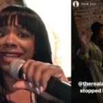 "After the RHOA Reunion Kandi Gives Angela Stanton Author of ""Lies of A Real Housewife"" the Stage"