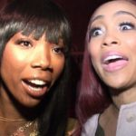 """Brandy Tells Monica To Come Get Her """"Hating Azz Pigeon"""" Fans After Whitney Tribute Goes Wrong"""