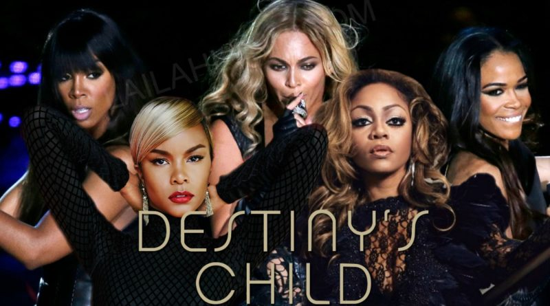 DC5 Reunion Destinys Child Original Members Beyonce Coachella