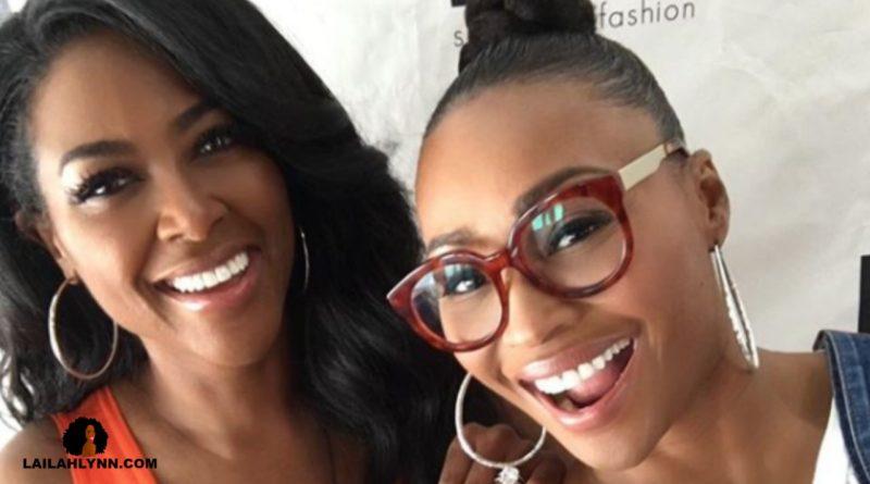 Cynthia Bailey Kenya Moore Porsha Williams Real Housewives of Atlanta
