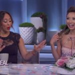 THE REAL Co-Host Jeannie Mai Gets A BIG BLACK D**CK For Her 39th Birthday!