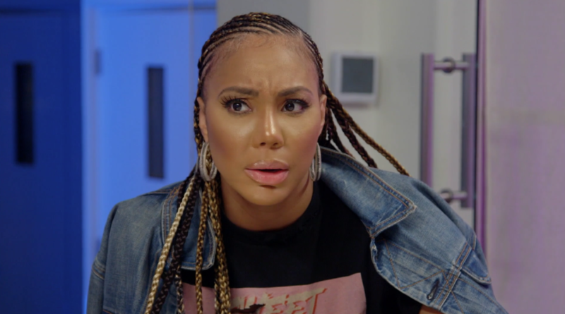 """Tamar Braxton Disses April Daniels For Not Being A """"Real ... 