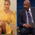 "Tamar Claims Steve Harvey's Employee BLOCKED Her, Then Her Appearance On His Show Gets ""Delayed"""