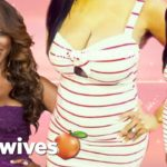 Kenya Moore SHOWING OFF HER BABY BUMP! Real Housewives of Atlanta Season 11 tea