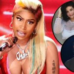 "Nicki Minaj Blames Travis Scott, Kylie Jenner & Baby Stormi For Her ""Queen"" Album Charting At #2"