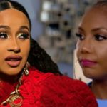 Tamar Braxton Is NOT Here For Cardi B's Antics On The Red Carpet