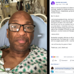 "Donnie McClurkin Passes Out While Driving & Crashes His Car Leaving Him ""Mangled"""