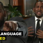 R Kelly Gayle King Interview Body Language Decoded
