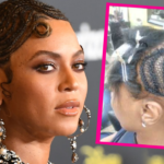 The Internet Reacts To Beyonce's BRAIDED Finger Waves