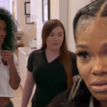 LHHH's Apple Watts Gets Breast Implants From A Strip Mall