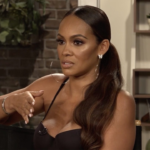 "Evelyn Lozada Defends Using The ""N"" Word, Only Focused On Blk Eggplant"
