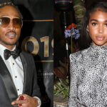 "Fans ""Spot"" Lori Harvey With Future Before Crashing Her Car"