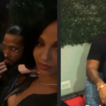 Neyo's Ex, Crystal Smith, Spotted Getting COZY With Black Ink Crew's Ryan Henry