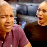 "Mike Hill Says Cynthia Bailey ""Knows Nothing About Wine Except She Likes To Drink It"""