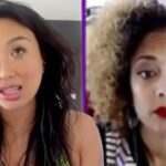 Fans Can't Get Over Amanda Seales Face As Jeannie Mai Announces Her Engagement On The Real