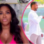 Kenya Moore Caught Lying/Forgetting Where She Was Married In New Interview