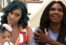 Kenya Posts 'Receipts' To Clear Her Name With Porsha & It Completely Backfires