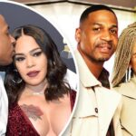 Faith Evans Arrested For Felony Domestic Violence For Allegedly Attacking Stevie J