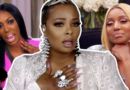 Eva Marcille Claims To QUIT RHOA 'For The Culture' After Making Blaque & Nappy Comments