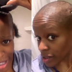 Azealia Banks Shaves Her Head Bald, Bald!